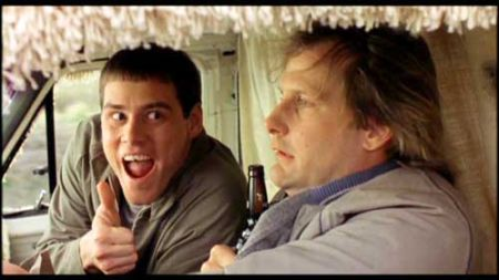 dos tontos muy tontos - peliculas de comedia